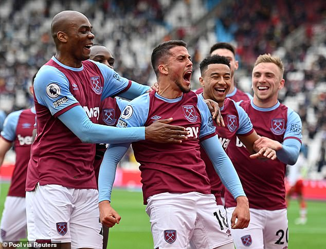 West Ham were the surprise package and secured Europa League football on the final day
