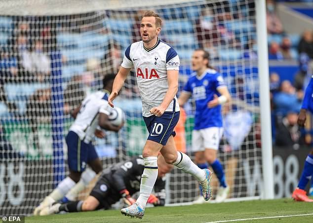 Spurs' early-season form was soon forgotten, though they did finish with a win at Leicester