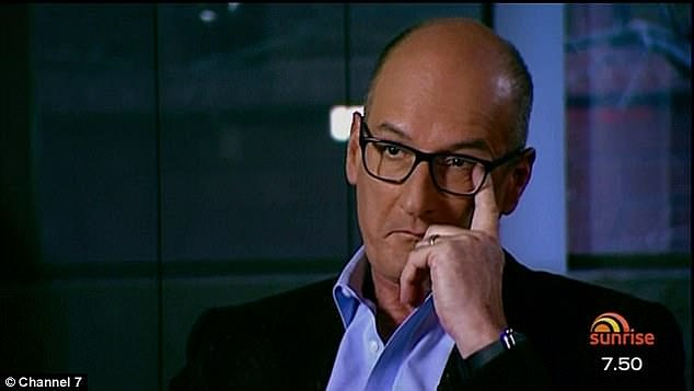 He said, she said:Kochie, 65, infamously accused the MAFS star, 33, of 'elbowing' him in the ribs at the 2019 Logie Awards - but she has always insisted it never happened