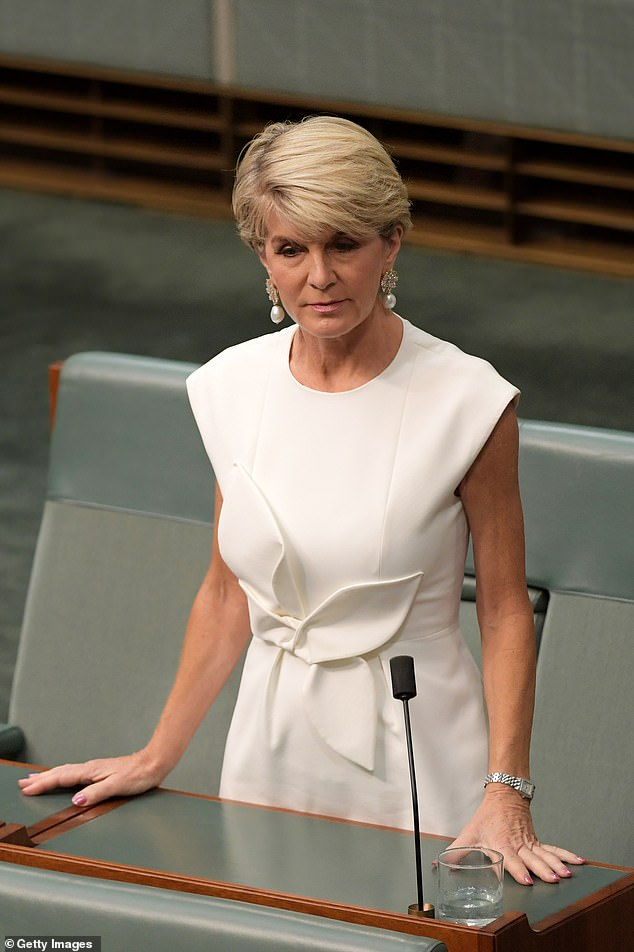 Political career: Julie retired from federal politics in 2019, and was the first woman to hold the role of deputy leader of the Liberal Party