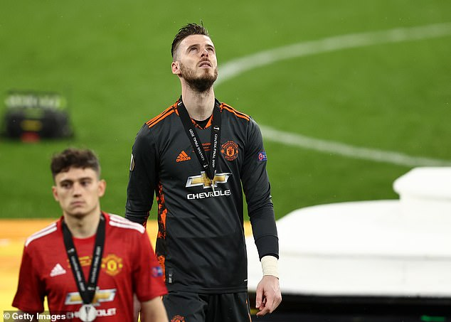 David de Gea and team-mate Dean Henderson have impressed enough this season for United