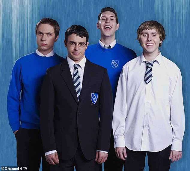 Reunited: The lead cast of The Inbetweeners are set to get together again for for the first time since 2019 with an appearance at Comic Con, taking place in Liverpool in November