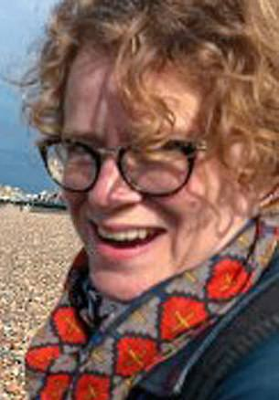 The college's head of partnership and liaison, Vanessa Farrier (pictured)