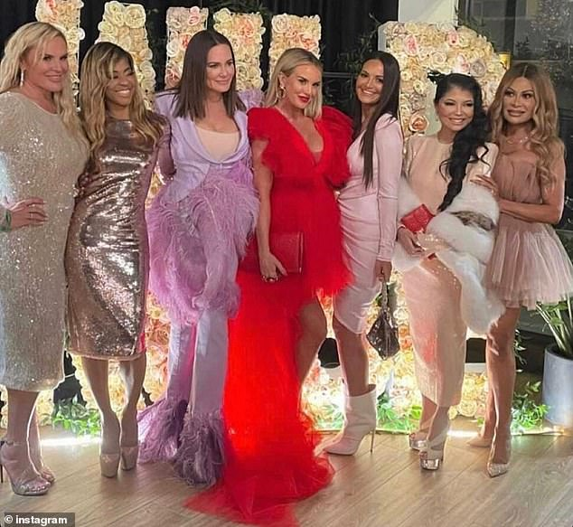 RHOSLC: Cameras were reportedly rolling on the second season of the hit Bravo show when Jen was arrested as the women — including Meredith Marks, Lisa Barlow, Heather Gay, Whitney Rose and Mary Cosby — made their way to Vail, Colorado, according to US Weekly