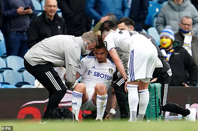 Kalvin Phillips suffered an injury on the final day but has regained his fitness to make the squad