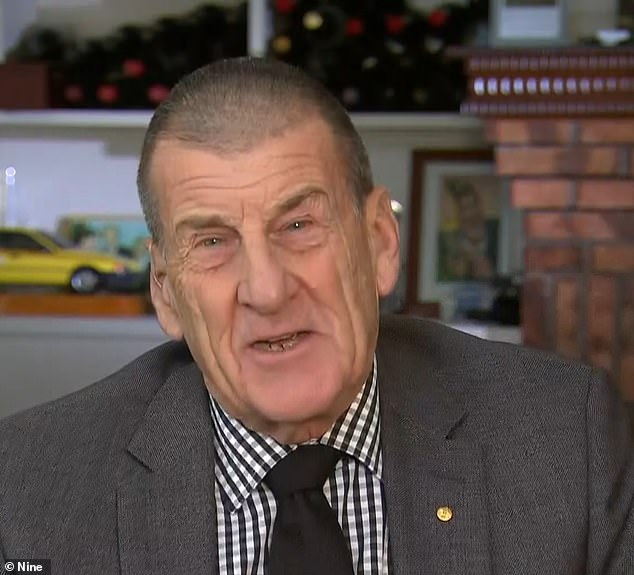 Former Victorian Premier Jeff Kennett (pictured) has slammed the state government for the latest lockdown, calling Victoria 'the economic sinkhole for Australia'