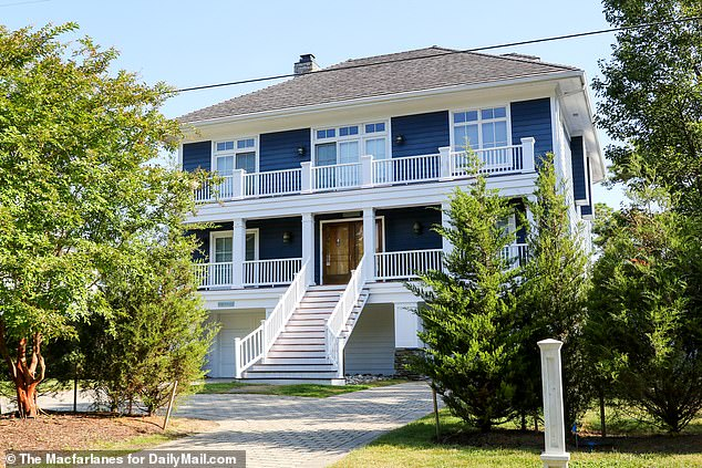 President Biden is heading for his Rehoboth Beach, Delaware, home on Wednesday, the day before Dr Jill Biden turns 70. It marks his first trip to his beach home since becoming president