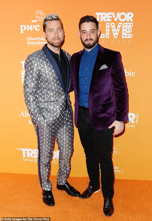 Baby on the way!Lance Bass and his husband Michael Turchin have announced they are expecting twins via surrogate