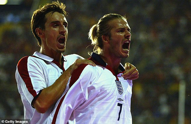 Grealish will wear the iconic No 7 shirt, worn by former England captain David Beckham