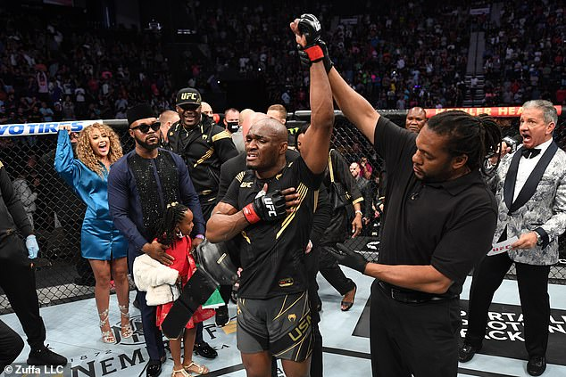 Kamaru Usman has become one of the most dominant champions in the UFC