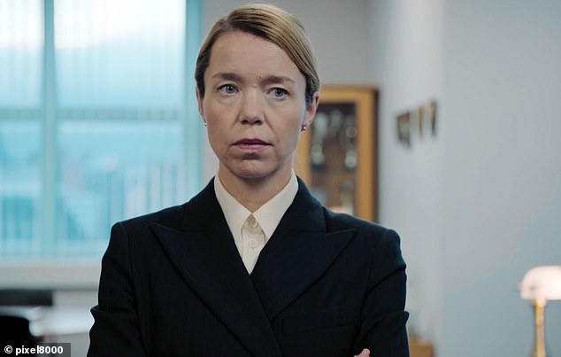 Will she be back?Following the roaring success of Line Of Duty, she spoke about the widely-discussed prospect of another series, saying: 'I wouldn't know and I would never be told'