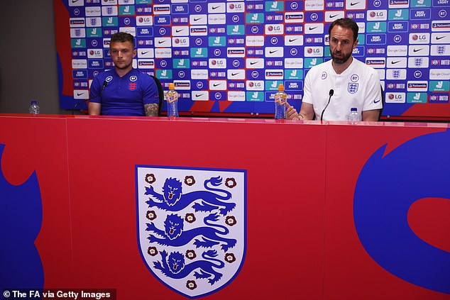 Gareth Southgate named four right backs, including Kieran Trippier, in his England squad
