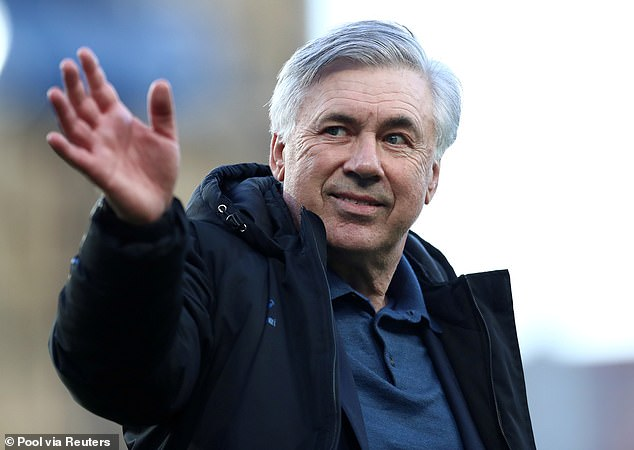Carlo Ancelotti stunned Everton on Tuesday by deciding to leave and re-join Real Madrid