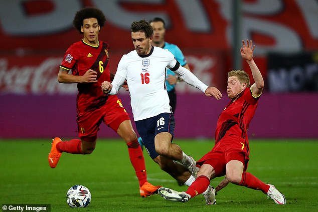 Jack Grealish has really looked the part in an England shirt and is pushing hard for a place