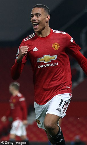 Mason Greenwood finished the season strongly withsix goals in his last eight games