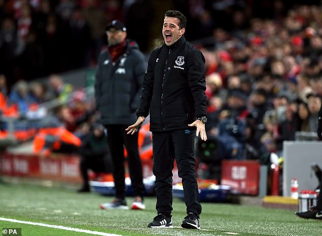 Marco Silva got a similar amount of time as his predecessor - but was no more successful