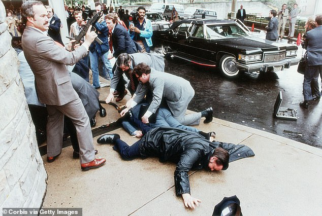 The Oklahoman, 66, spent 35 years in a psychiatric hospital after the assassination attempt in 1981