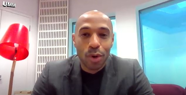 Thierry Henry has backed Kane to become the Premier League's greatest goal scorer