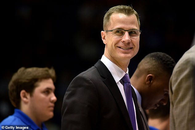 Duke's associate head coach Jon Scheyer is expected to replace Krzyzewski, according to ESPN's Adrian Wojnarowski. According to ESPN , Duke had considered replacing Krzyzewski with outside candidates, including Harvard coach and former Blue Devils star Tommy Amaker, but ultimately went with Scheyer, who helped recruit current NBA stars Jayson Tatum and Zion Williamson to the Durham, North Carolina basketball powerhouse
