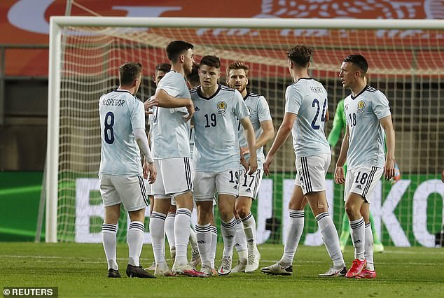Scotland earned a strong draw ahead of the Euros after playing the Netherlands in Portugal