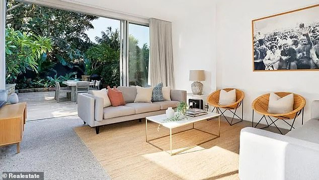 Gone: Adele's longtime manager Jonathan Dickins has sold his North Bondi pad for well above the house's price guide