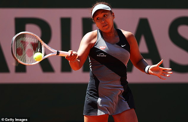 World No 2 Naomi Osaka withdrew from the French Open after being fined £10,600