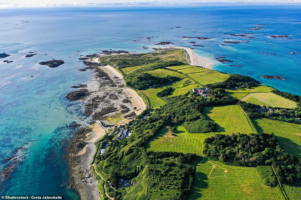 'No cars, no crowds, and no stress' is how herm.com sells the island of Herm