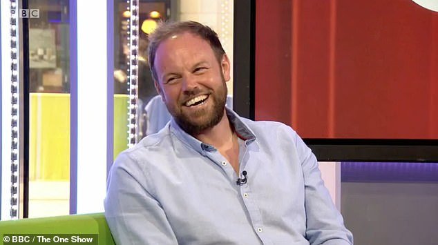 Joker:Mel C's brother Paul O'Neill had his sibling in hysterics after he took a very cheeky swipe at her Spice Girls bandmate Victoria Beckham while on The One Show last week
