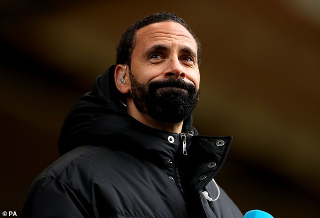 But Ferdinand believes a second-place finish above Liverpool shows 'vast improvement'
