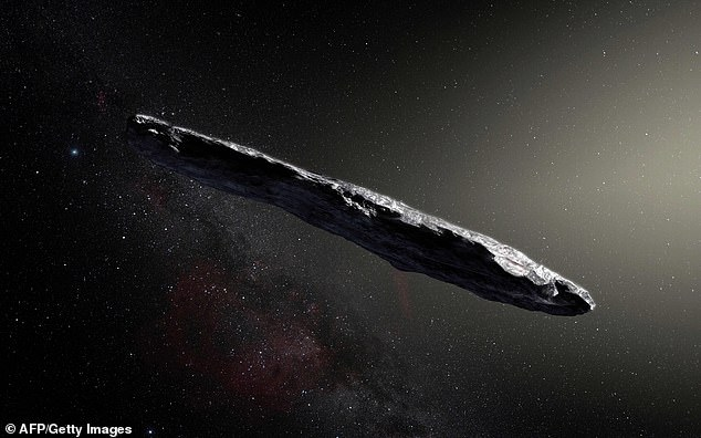 Yale University researchers believe 'Oumuamua is a 35-million-year old hydrogen iceberg from deep space
