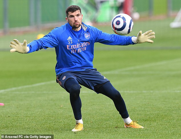 Mat Ryan made three appearances during his loan spell but will now return to Brighton