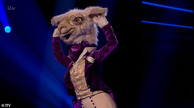 No drama Llama!Next up to be unmasked was Llama who turned out to be none other than BBC Radio 2 presenter Zoe, 50, again leaving the judging panel stunned