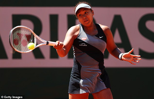 World No 2 Naomi Osaka withdrew from the French Open after being fined £10,500