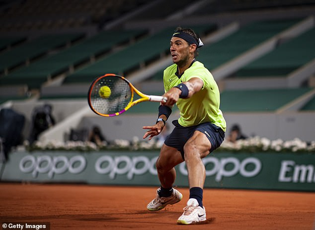 Rafael Nadal celebrated his 35th birthday in style with victory over old rival Richard Gasquet