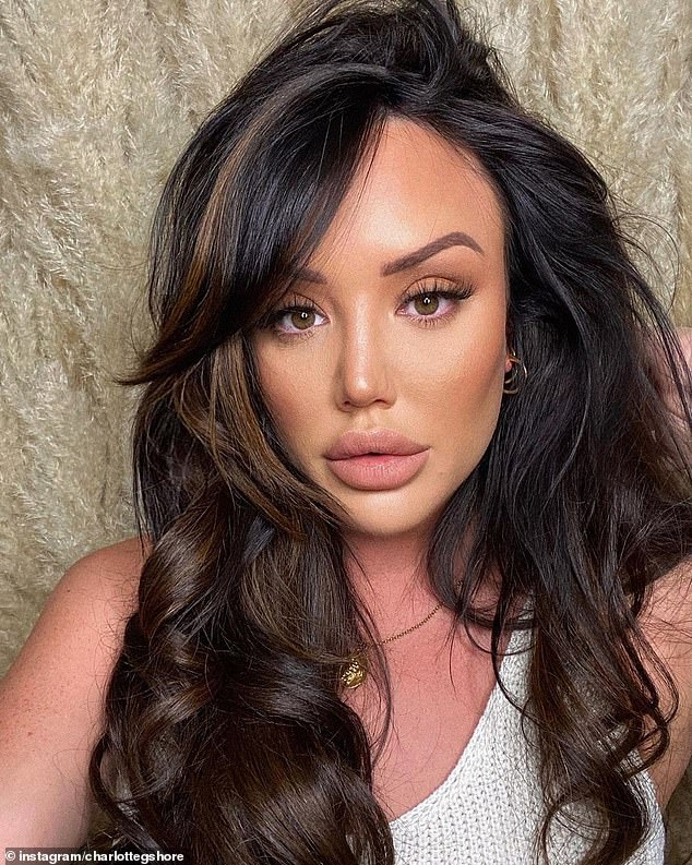 Furious: Charlotte Crosby has come out swinging against her critics, after she was criticised for having surgery, Botox and lip filler in a now-infamous Channel 5 documentary