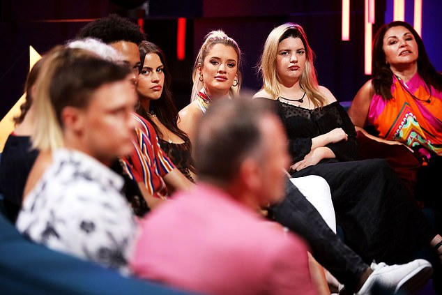 Reality TV?The latest season pf Big Brother was filmed from October to December last year, which has allowed the show's post-production team to introduce more structured storylines