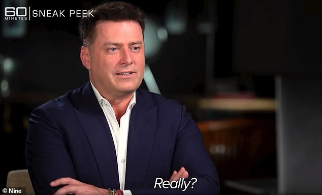 One of Piers Morgan's biggest critics in Australia has been Karl Stefanovic who has furiously defended the young couple against Morgan's attacks