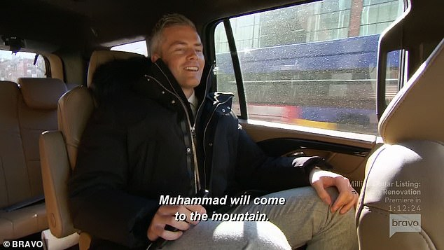 Season nine:The season nine episode titled Walkups And Meltdowns opened with Ryan touring a promising project at One Boerum Place in downtown Brooklyn