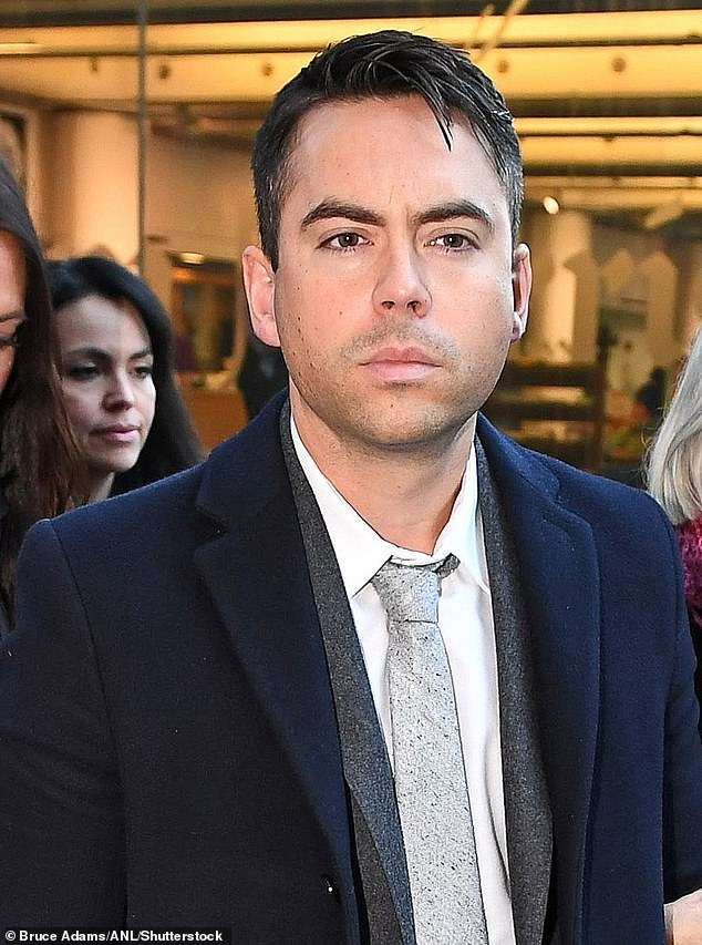 New plans: Coronation Street star Bruno Langley has revealed his plans to re-launch his pop career after being found guilty of sexual assault in 2017