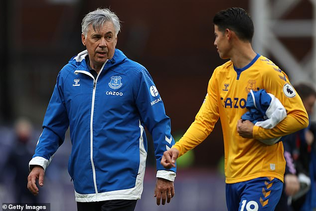Ancelotti has promised Champions League football at Everton but jumped-ship to Real Madrid