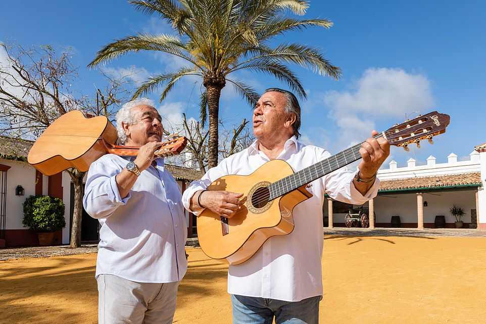 Los del Rio, who are becoming Airbnb hosts to mark 25 years since their hit Macarena stormed the charts sparking a dance craze