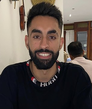 Nikhil Rai, 25, a city business analyst who lives in a Canary Wharf apartment, was one of those disappointed Britons who cancelled their trips to Portugal today