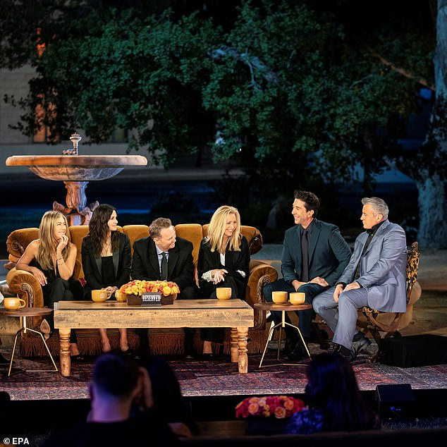 Friends: The Reunion dropped on HBO Max on May 27 is now available for streaming