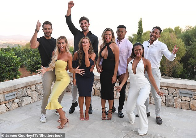 Line-up:Elsewhere during a recent interview, the ITV commissioner promised that the 2021 line-up will be 'diverse and inclusive' (members from the2018 line-up pictured)