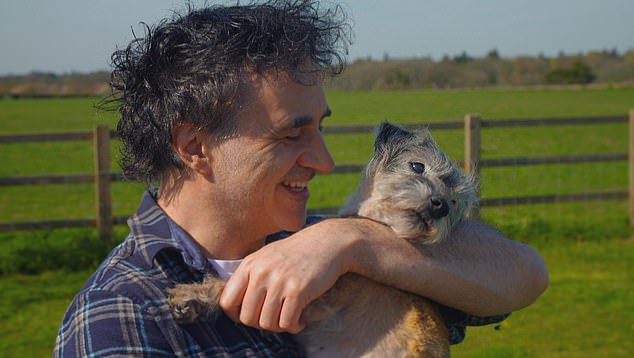 The Supervet:In one particularly touching moment, Tom got visibly emotional when watching Supervet