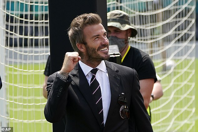 The Argentine icon will spend two seasons at David Beckham's Inter Miami side as part of deal