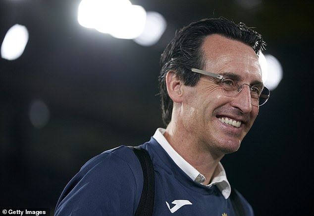 Unai Emery has bought a majority stake in a Spanish side his father and grandfather played for