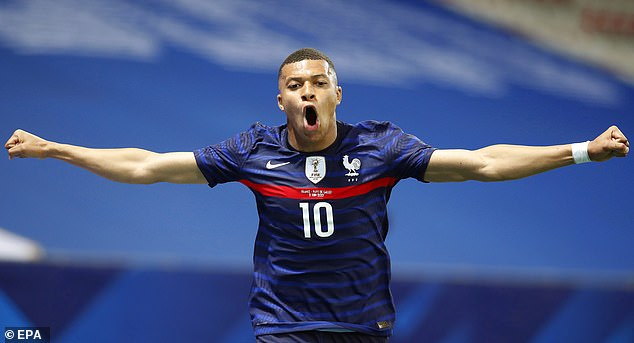 Mourinho believes Kylian Mbappe will make the difference for favourites France at the Euros