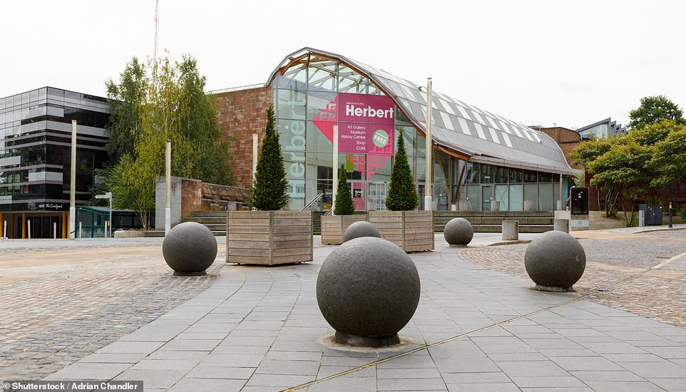 Coventry's Herbert Art Gallery & Museum is among Blue Badge GuideVerity Tiff's recommendations