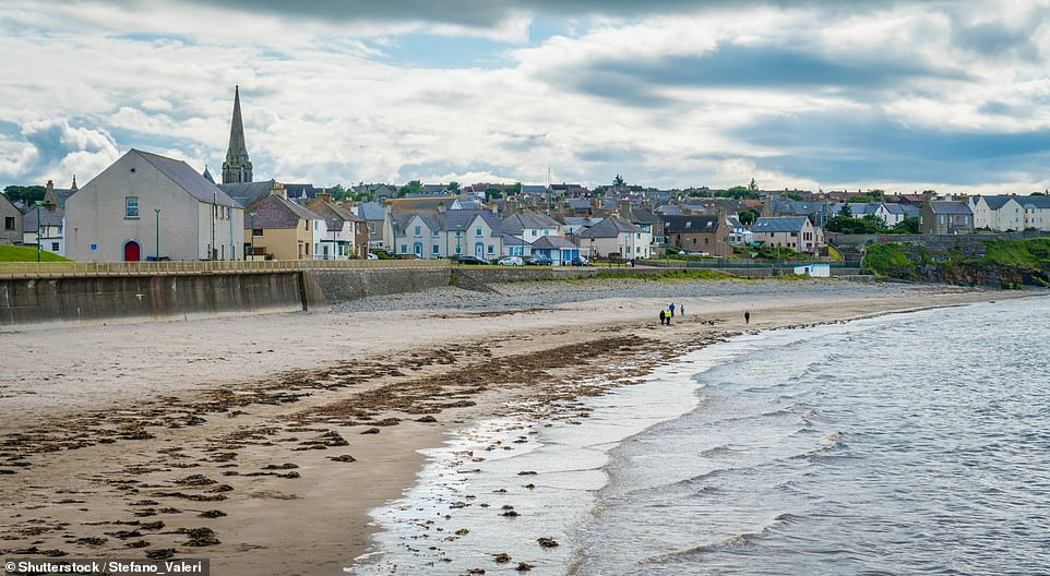 In Scotland, the Premier Inn group is opening new hotels in Edinburgh and Glasgow as well as Thurso (pictured), the country's most northerly town, with its lighthouse, sandy beach and easy access to the Highlands